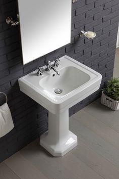 lavabo truecolors 90cm by bleu provence avec robinet 3. Black Bedroom Furniture Sets. Home Design Ideas