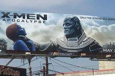 Fox pede desculpas por outdoor de X-Men, mostrava personagem de Jennifer Lawrence sendo estrangulada - Blue Bus
