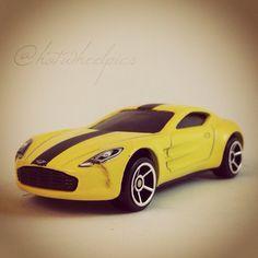 HW Exotics - Aston Martin ONE-77 - 2014 Hot Wheels  #hotwheels | #toys | #diecast | #AstonMartin