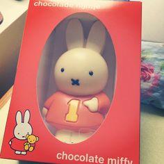 Chocolate Miffy