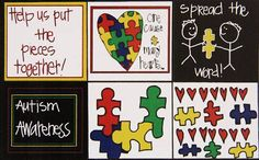 Spread the word about Autism Acceptance!