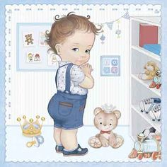 Craft Images, Cute Images, Baby Girl Cakes, Baby Boy, Album Baby, Scrapbook Bebe, Baby Shower Labels, Diy Wedding Backdrop, Baby Christening