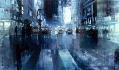 NYC 17 идругие работы Манн Джереми в Худсовете art.albomix.ru #art#painting#живопись#купитькартину#интерьер#идеидлядома#идеяподарка#подарки#купитьподарок#картины#большиекартины#красота#настену