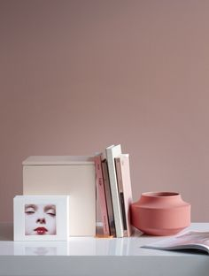 Jotun Warm Blush 2856 Jotun Paint, Office Paint, Wall Paint Colors, Living Room Colors, Oslo, Dusty Rose, Floating Nightstand, Color Schemes, Colours
