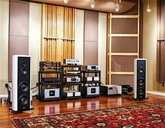 Awesome Magico LLC Demo facility. Magico S5 MK2 Speakers , CH Precision , soulution , Vitus Audio (AVA Group A/S) electronics and Kronos Audio Turntable