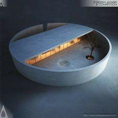 Perfect circle :) ring house