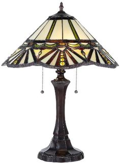Chloe Lighting CH33251GM16-TL2  - Click image twice for more info - See a larger selection of tiffany table lamps at http://tablelampgallery.com/product-category/tiffany-table-lamps/ - home, home decor, home ideas, lightning, gift ideas, lamp.