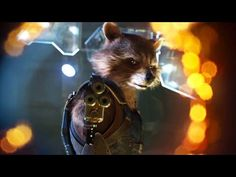 2bb0d22ae Immagine di gif, Marvel, and rocket raccoon | Baby Groot and Rocket ...