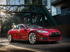 700pk sterke elektrische #Tesla Model S P85D krijgt prijs | Telegraaf-Autovisie