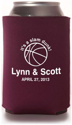 Lol josh loves these... I think theyre a bit tacky lol we dont have basketballs on our invitations or save the dates! Maybe just for the guys?! ;) surprise!