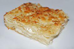 Achma, Georgian Cheese Lasagna