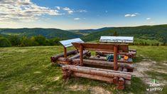 Szczyt i podpisane panoramy Polish Mountains, Nature, Travel, Historia, Naturaleza, Viajes, Destinations, Traveling, Trips