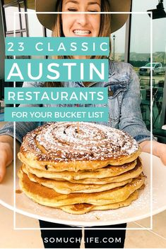 Here are 23 classic Austin restaurants that everyone needs on their bucket list! These have been around for a while and are a staple here in ATX. #atxeats #austintexas #visitaustin Julia Child Cookbook, Lunch Restaurants, Austin Texas Restaurants, Florida Vacation, Cruise Vacation, Disney Cruise, Vacation Ideas, Visit Austin, Austin Food
