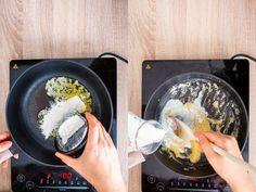 Párky vtěstíčku sdomácím sýrovým dipem - Proženy Hummus, Acai Bowl, Dip, Pizza, Cooking Recipes, Breakfast, Ethnic Recipes, Food, Decor