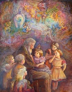 Josephine Wall - Once Upon a Time