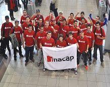 Alumnos de las Áreas #Construcción, #Mecánica y #Silvoagropecuaria de #INACAP viajan a cursos en Canadá y España