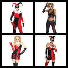 HalloweenCostumes Harley Quinn Costumes