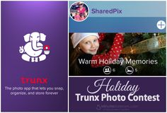 Trunx Photo Contest – Warm Holiday Memories @TrunxApp Share your favorite Holiday photos - 3 winners will receive a $25, $50, or $100 Visa Gift Card. Ends December 31st