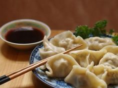 Jiaozi Raviolis chinois !