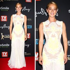 Asher Keddie - incredible actress and incredibly beautiful! I hope to look as gorgeous and healthy once I lose this weight! xxx