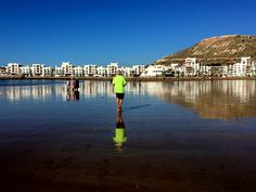 Agadir, Morocco: Sand, Sea and Winter Sun - Routes and Trips Agadir Morocco, Marrakech, Winter Holiday Destinations, Outdoor Restaurant, White Building, Winter Sunset, Hotel Pool, Beach Club, The Locals