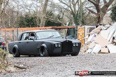 Shane Lynch: Rising Shadow Drift Rolls Royce | SuperFly Autos