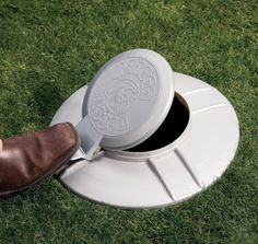 Doggie Dooley – Mini septic system for your dog. Use the included shovel to scoop your dog's … – Dog Kennel Diy Pet, Dog Yard, Dog Potty, Dog Rooms, Dog Daycare, Dog Boarding, Dog Houses, Dog Grooming, Dog Friends