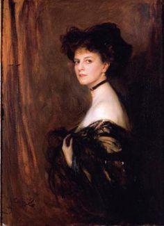 Élisabeth, Countess Greffulhe, Philip de Laszlo 1905