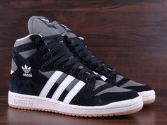 adidas Originals Decade OG Mid – Black/White