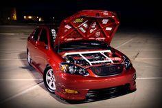 My 06 xrs latest pics! Post pics of your Gen Corolla and Gen Matrix! Toyota Nation Forum : Toyota Car and Truck Forums Corolla 2005, Toyota Corolla, Corolla Xrs, Corolla Altis, Best Jdm Cars, Honda S, Toyota Cars, Nissan Skyline, Latest Pics