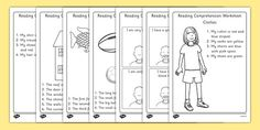 Reading Comprehension Worksheets Higher Ability