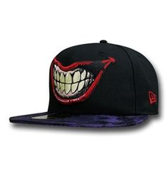 a1de408f Grey and Purple Batman Snapback Hat | ~*batman*~ | Hats, Batman ...