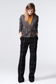 Thakoon Addition | Fall 2012 Ready-to-Wear Collection | Vogue Runway