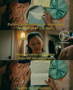 Ideas For Music Quotes Love Film Lara Jean, Netflix Movies, Movie Tv, Movie List, Series Movies, Movies And Tv Shows, Love Is Scary, Favorite Book Quotes, Love Film