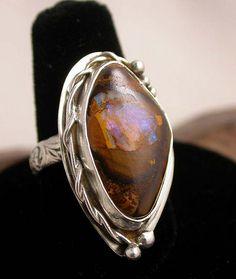 Koroit Opal Vine Ring | Laura Pacino | Flickr