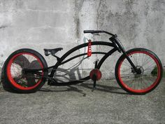 Rat bike w/ hand brake