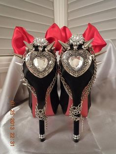 Hey, I found this really awesome Etsy listing at https://www.etsy.com/au/listing/121739897/high-heel-platform-spiked-women-shoes