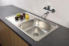 Nerezový vestavný dřez 78x18x48 cm : SAPHO E-shop Sink, Shopping, Home Decor, Sink Tops, Vessel Sink, Decoration Home, Room Decor, Vanity Basin, Sinks