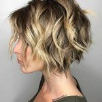 Short Wavy Choppy Bob # Hairstyles 2018 100 Mind-Blowing Short Hairstyles for Fine Hair Messy Bob Hairstyles, Short Bob Haircuts, Layered Hairstyles, Hairstyles 2018, Wedding Hairstyles, Gorgeous Hairstyles, Fringe Hairstyles, Medium Hairstyles, Natural Hairstyles
