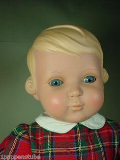 P479/ Alte Schildkröt Celluloid Puppe Inge ca. 56 cm ca.1950 | eBay