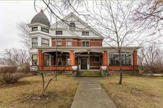 3411 Tuscarawas St West, Canton, OH 44708 See description and maps; Bedrooms: Price: MLS ID: 3771870 Massillon Ohio, I Love House, Canton Ohio, Old Houses For Sale, Grand Homes, Residential Architecture, Historic Homes, Victorian Homes, Traditional House