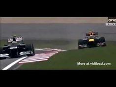 Mark Webber 2012 Chinese GP Wheelie  http://www.flashtuner.com/