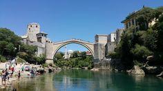 Old Bridge Mostar 2017