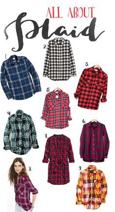 All About Plaid