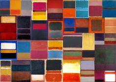 Mark Rothko Collection VIII (color field)