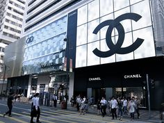 if i ever went to a Coco Chanel store my life would be made.