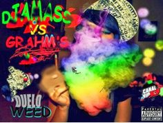 """Canal HipHop apresenta """"Projecto Rappers Do Futuro"""" extreiando Djamass vs Grahms - duelo *weed * (Explicit Moz Remix prod. by Edgar Songz) [Download Track]"""