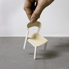 The model of our new PUR chair, for Zilio Aldo & C a Italian family-run…