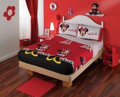 Edredon Ligero Minnie #intimahogarmx #minniemouse #kids #room #ideas #decoracion