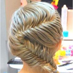 ZigZag French fishtail